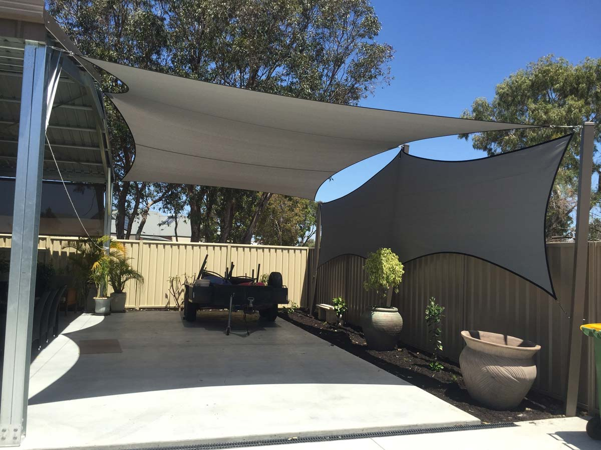 Carport Shade Sails Mandurah Structures Sails Marine Services