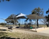 Playground Shade Sail Foreshore